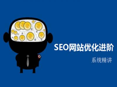 SEO网站优化进阶视频教程