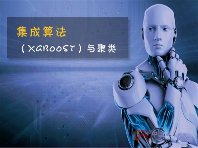 集成算法(Xgboost)与聚类(第七课)视频教程