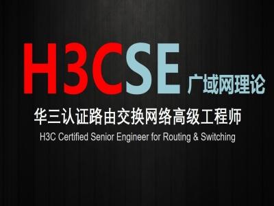 H3C认证网络高级工程师(H3CSE广域网技术)视频教程
